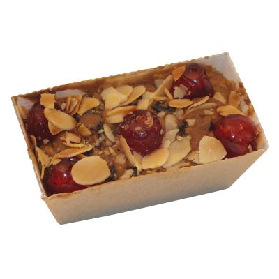 Original Cake Co Cherry & Almond Topped Fruit Cake 130g