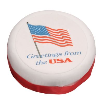 Un-Boxed Greetings from USA Cake 1000g