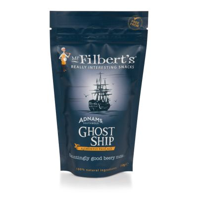 110g Adnams Ghost Ship Beer Nuts