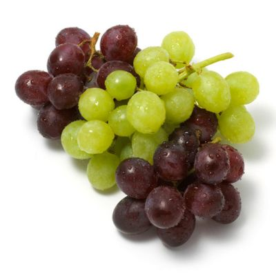 Black & White Grapes 500g