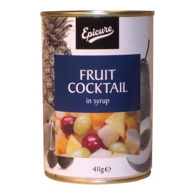 Epicure Fruit Cocktail in Syrup 415g
