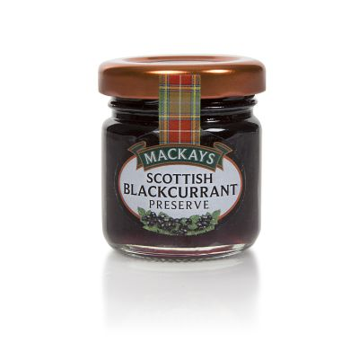 Mackays Blackcurrant Preserve 42g