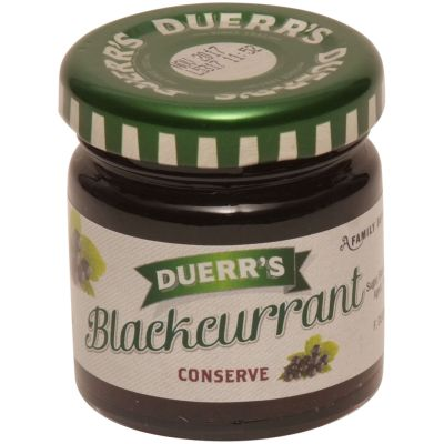 Duerrs Blackcurrant Conserve 42g