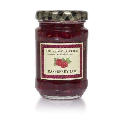 Thursday Cottage Raspberry Jam 112g