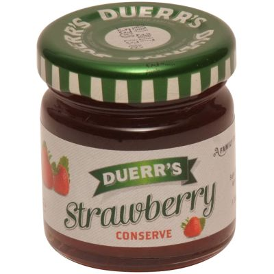 Duerrs Strawberry Conserve 42g