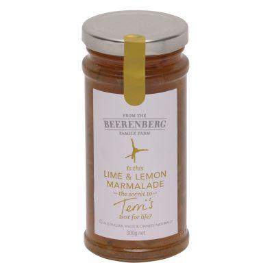Beerenberg Lime & Lemon Marmalade 30g