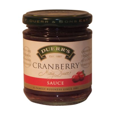 Duerrs Traditional Cranberry Sauce 200g