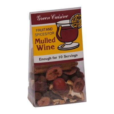 Green Cuisine Mulled Wine Fruit & Spices 15g