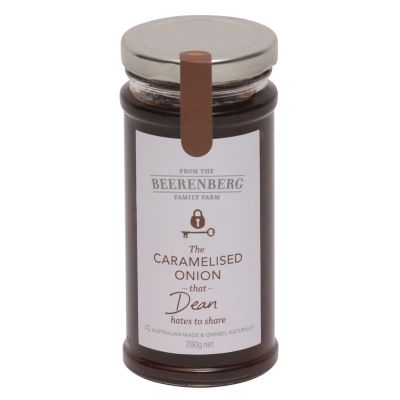 Beerenberg Caramelised Onion Chutney 280g