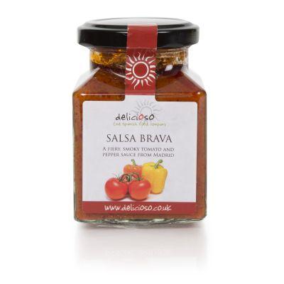 Delicioso Salsa Brava 185g