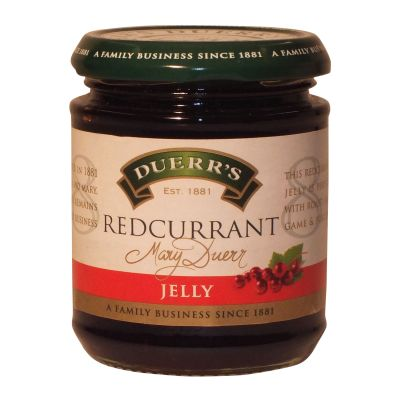 Duerrs Redcurrant Jelly 227g