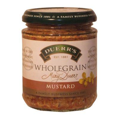Duerrs Wholegrain Mustard 185g
