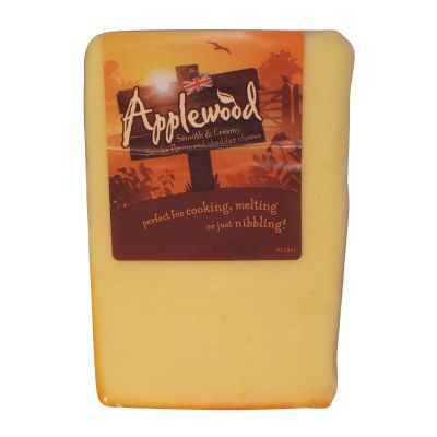 Applewood Smoked Cheddar Wedge 150g