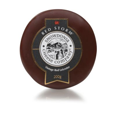 Snowdonia Cheese Company Red Storm 200g