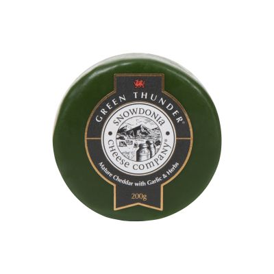 Snowdonia Cheese Co Green Thunder 200g