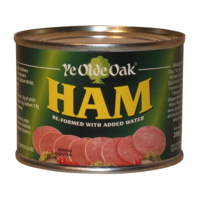 Ye Olde Oak Cooked Ham 200g