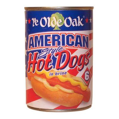 Ye Olde Oak Hot Dogs 400g
