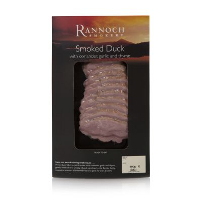 Smoked Duck Sliced 100g