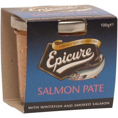 Epicure Salmon Pate 100g