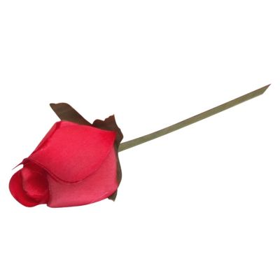 Red Scented Wooden Rose 28cm