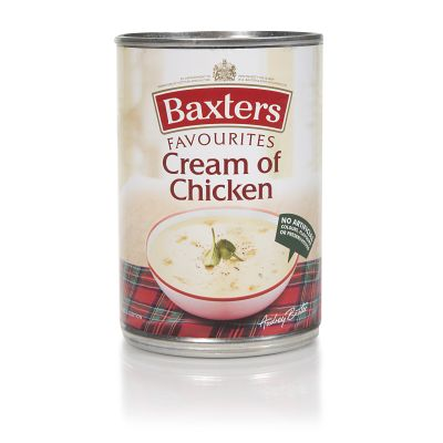 Baxters Cream of Chicken Soup 400g