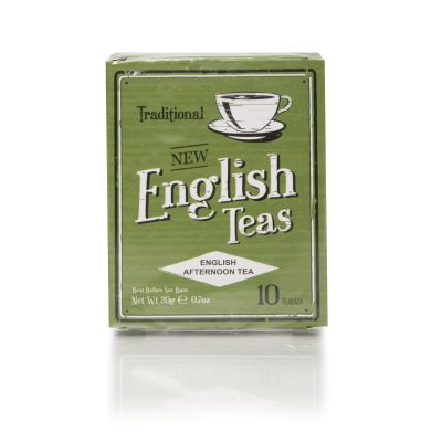 New English Teas 10 English Afternoon Teabags