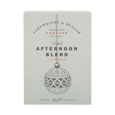 Cartwright and Butler Afternoon Blend Tea Bags (10)
