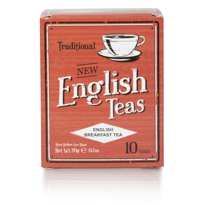 New English Teas English Breakfast Teabags (10)