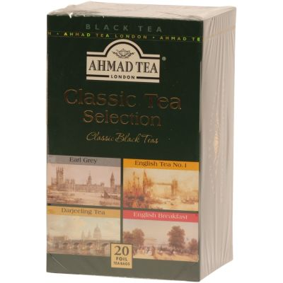 Ahmad Classic Tea Selection 40g