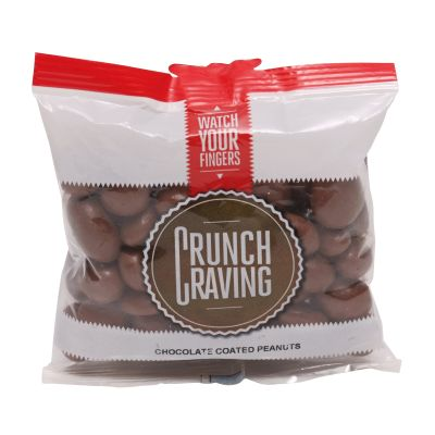 Crunch Craving Chocolate Coated Peanuts 90g