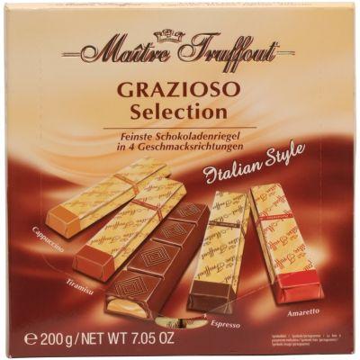 Maitre Truffout Grazioso Chocolate Selection 200g