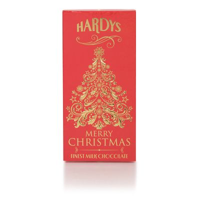 Hardys Merry Christmas Chocolate Bar 80g