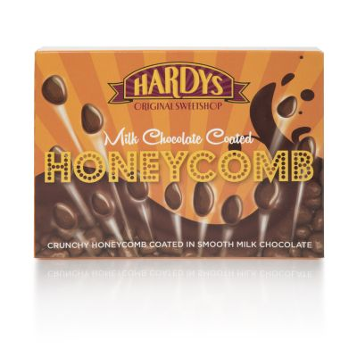 Hardys Milk Chocolate Covered Honeycomb 150g