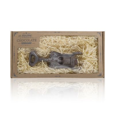 Amazing Chocolate Workshop Corkscrew (Half Price Offer)