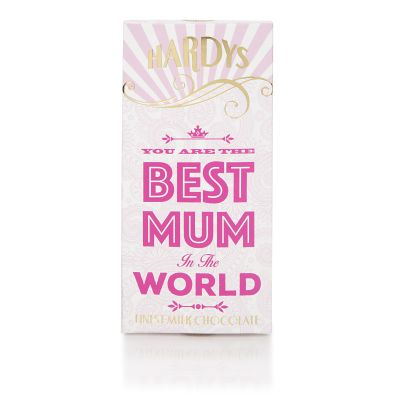 Hardys Best Mum Bar Chocolate 80g