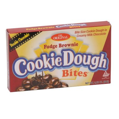 Cookie Dough Bites Fudge Brownie 80g