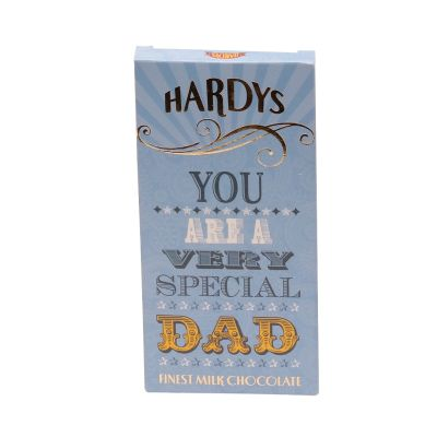 Hardys Special Dad Bar Chocolate 80g