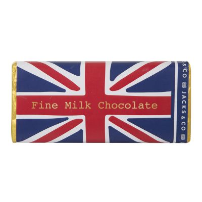 100g Farrahs Union Jack Bar
