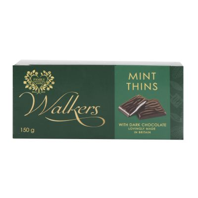 135g Walkers Dark Chocolate Mint Thins