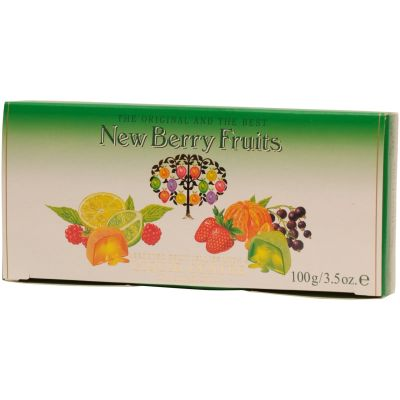 New Berry Fruits 100g