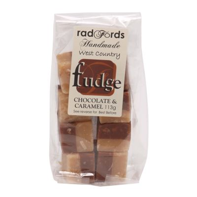 Radfords Chocolate & Caramel Fudge 85g