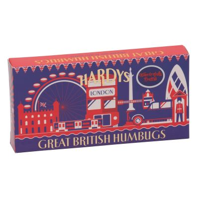 Hardys Great British Humbugs 125g
