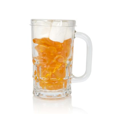 Glass Tankard Of Beer Candy 250g