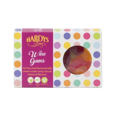 Hardys Wine Gums 100g