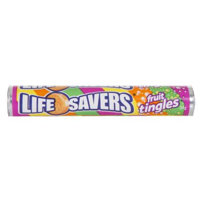 34g Lifesavers Fruit Tingles