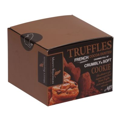 Monty Bojangles Cocoa Dusted Truffles 100g