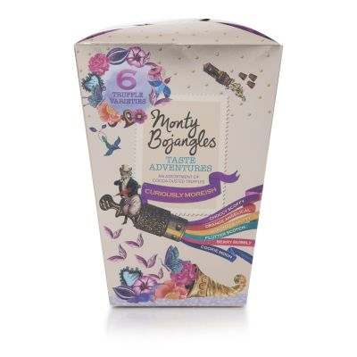Monty Bojangles Taste of Adventure Truffles in Presentation Box 225g (Reduced 45%!)