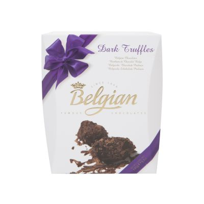 Belgian Dark Chocolate Truffles 145g